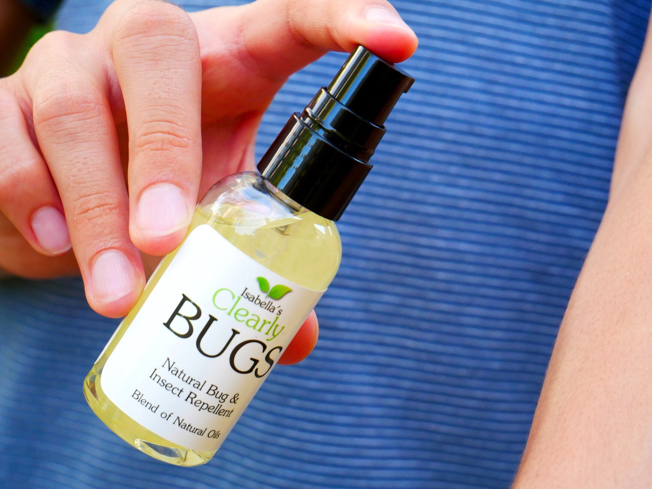 Forget Toxins Natural Insect Repellents Work I 5 Essential Oils To Repel Bugs Mosquitos Flies Isabella S Clearly