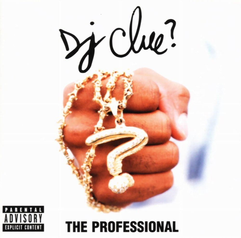 1999 - DJ CLUE - THE PROFESSIONAL.jpg