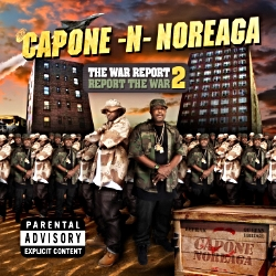 2010 - CAPONE & NOREGA - THE WAR REPORT 2