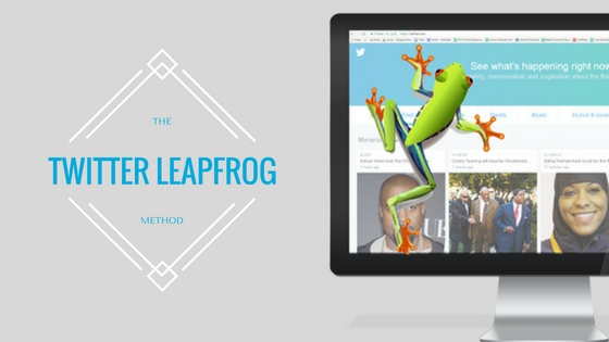 twitter-leapfrog-method