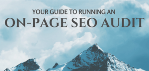 The Startup's Guide to Performing an SEO Audit