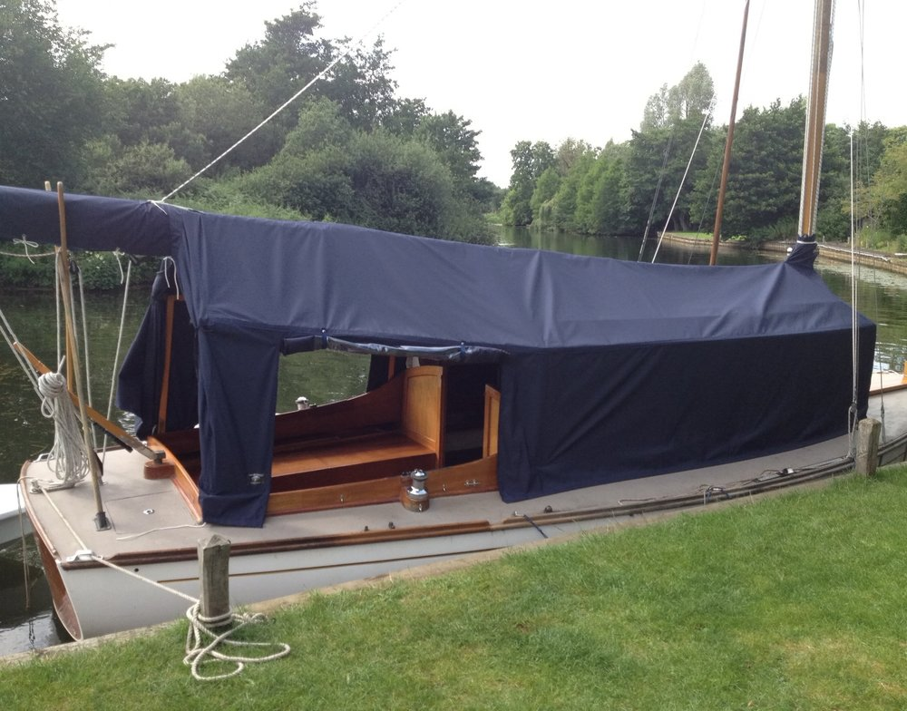 Copy of Sailing boat for hire.