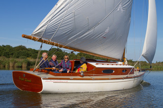 Learn to sail or skippered sailing holidays -