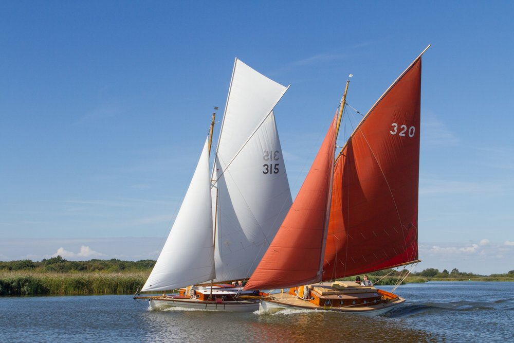 Our boats -