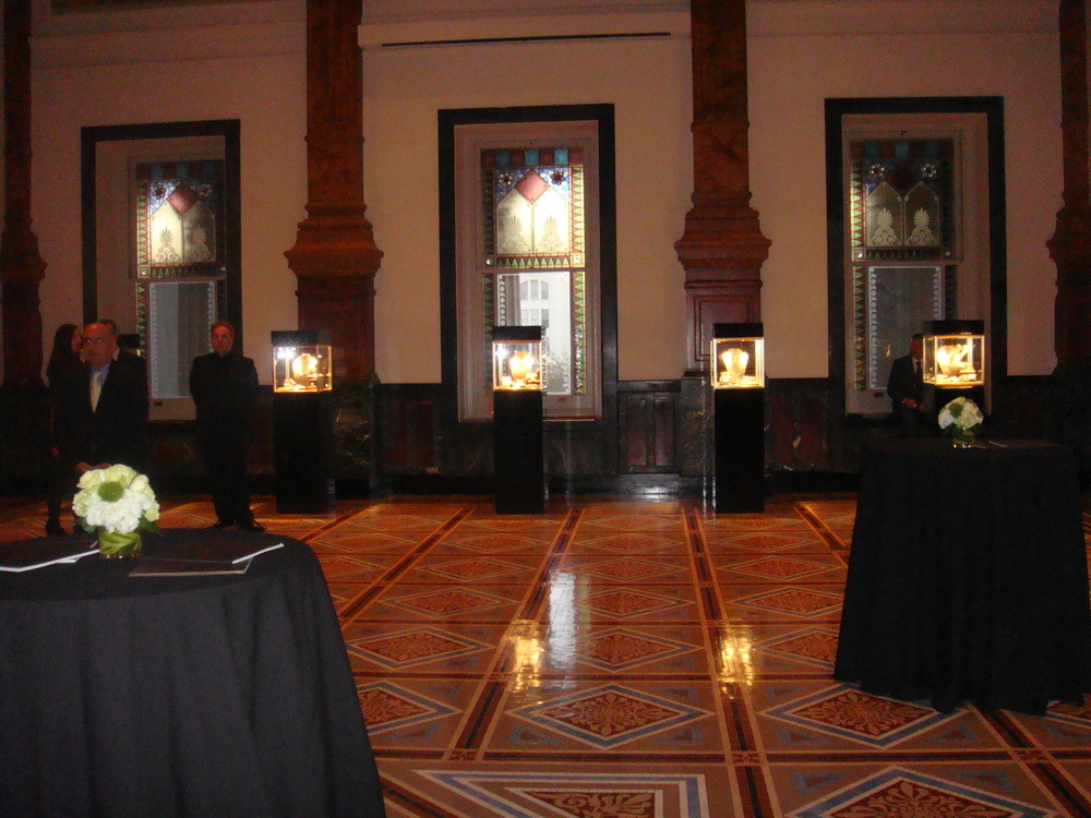 Client Reception at the Smithsonian Institute.JPG