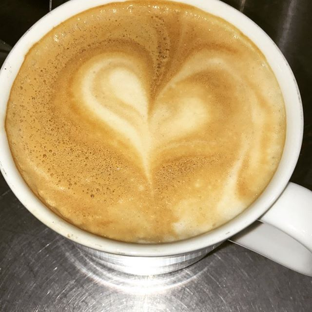 Serving up love one cup at a time💕☕️ #valentinesday #coffeeshops #localshop