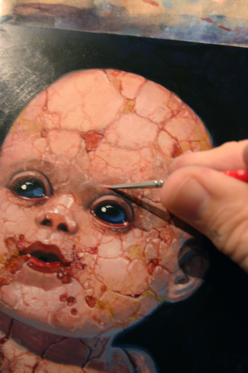 Baby Doll Process