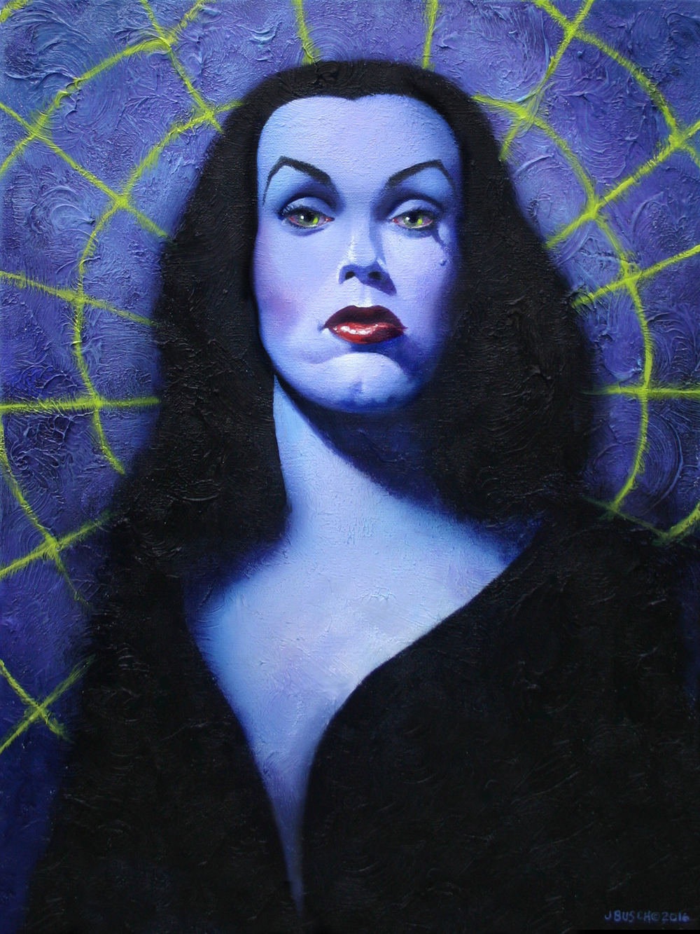 "Vampira - ""Plan 9 From Outer Space"""