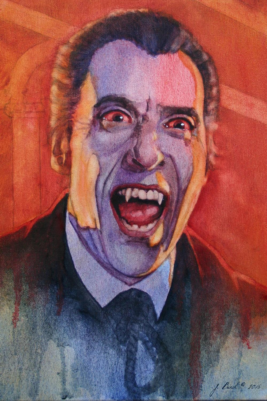 "Christopher Lee ""Dracula"""