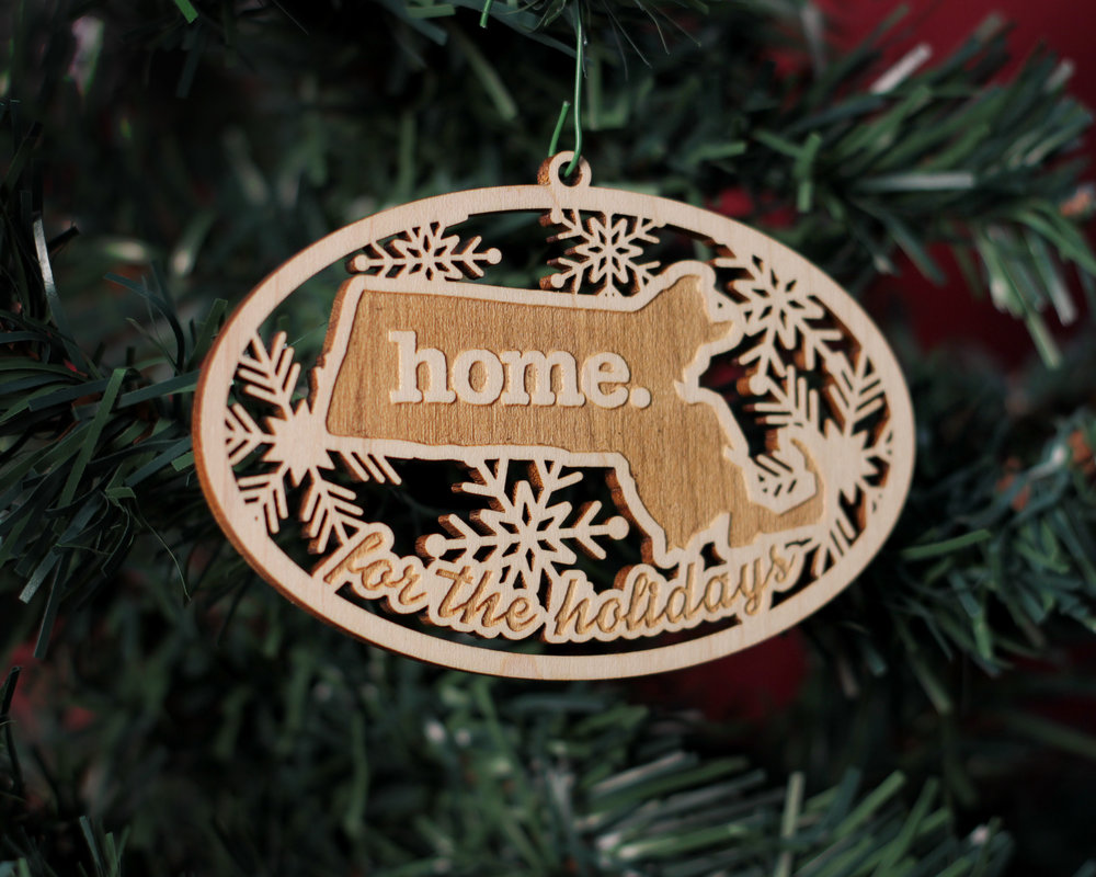 Wooden Christmas Ornaments Part - 28: Wooden Christmas Ornaments