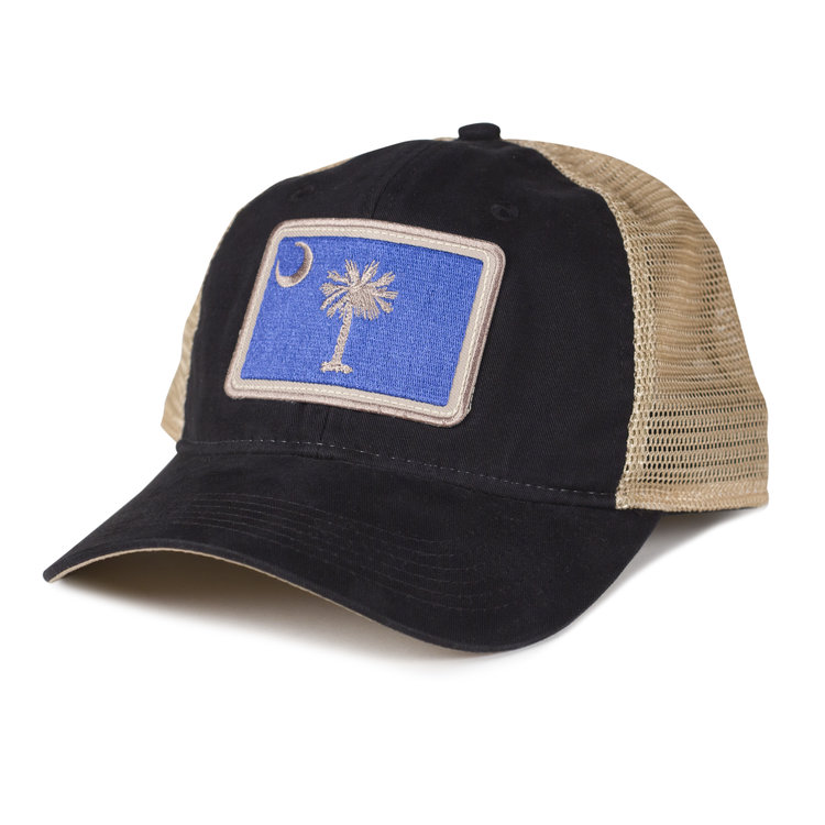1674ec49a787b State Flag Patch Hat — Home State Apparel ®