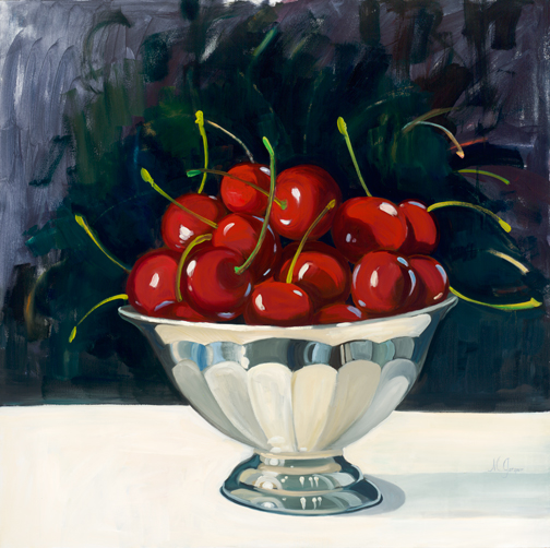 Reflective cherries