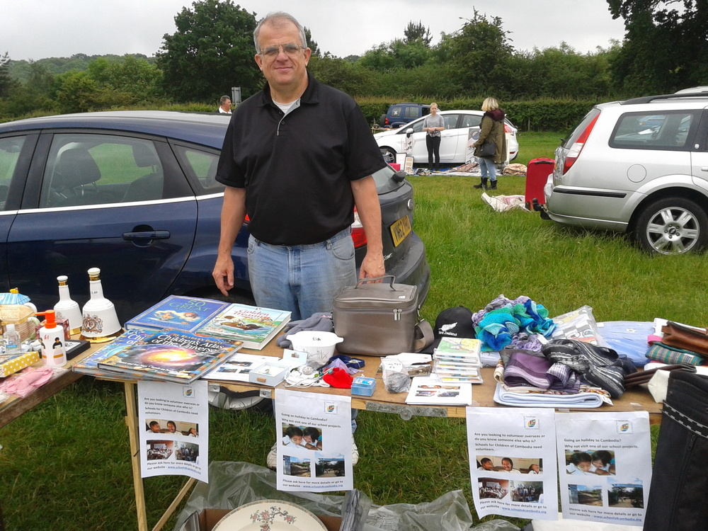 Bottesford Car Boot April 2016
