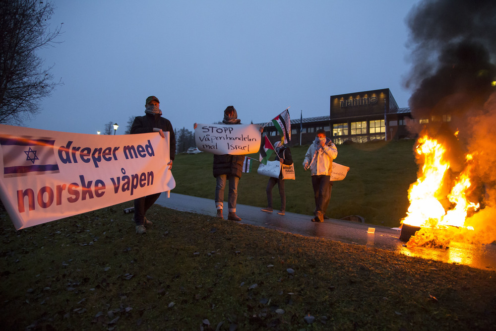 Foto: Rabee Irar/BDS Norge