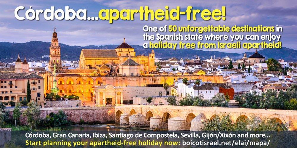 Cordoba er et annet sted man kan reise for en apartheid-fri semester!