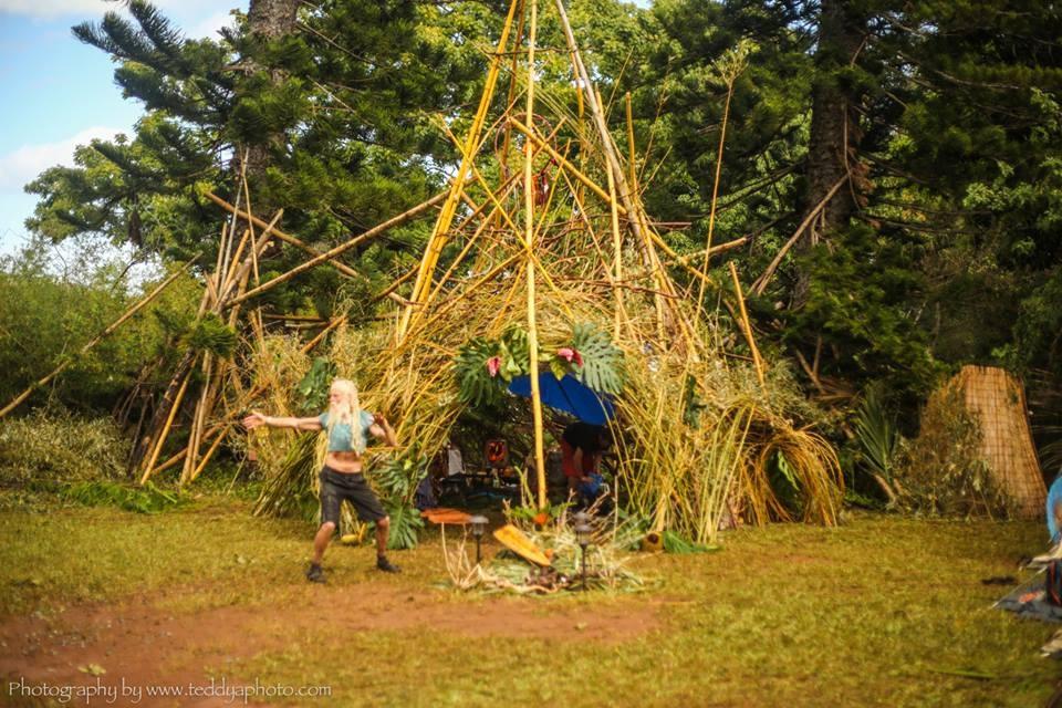 Mystic Island Festival Temple 2014