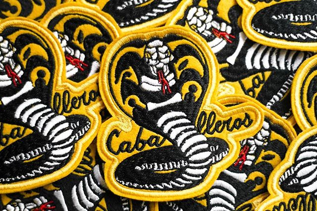 Caballeros Cobra Kai Patches! 💥👊🏼 Fuck Off Daniel San! 👊🏼💥 Available via DM ☑️ 🇨🇱$4.000 🇺🇸 $8 Worldwide delivery 🌎🌍🌏 #patches #patchgame #patchcollector #patch #cobrakai #danielsan #caballerosmag #karate #karatekid #cobra #motorcycle #moto #ccsm #bncnation #vest #chalequin #limited