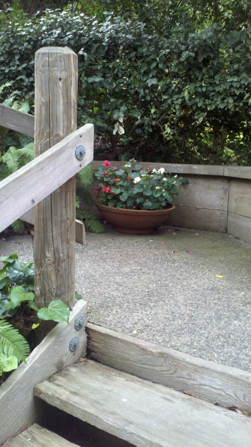 Outdoor Curved Stair Lift San Francisco, 160 degree turn