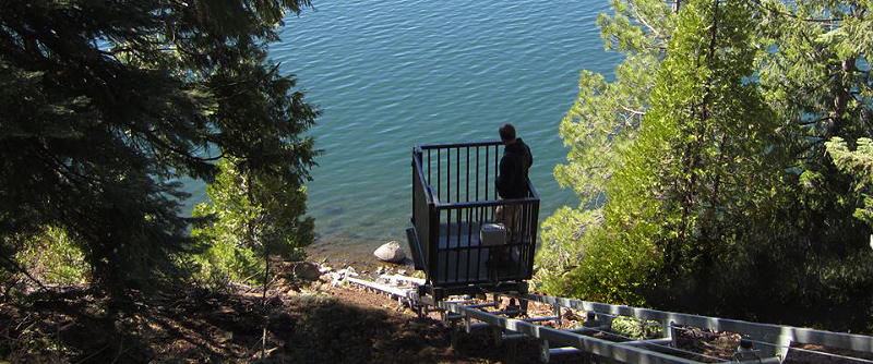 We Specialize In    Hillside Lifts     Learn More...