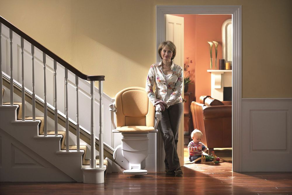 We specialize in    Stair Lifts    Learn More...