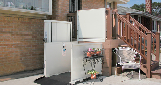We Specialize in    Wheelchair Lifts    Learn More...