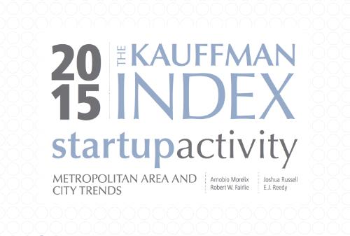 2015 Kauffman Index Startup Activity