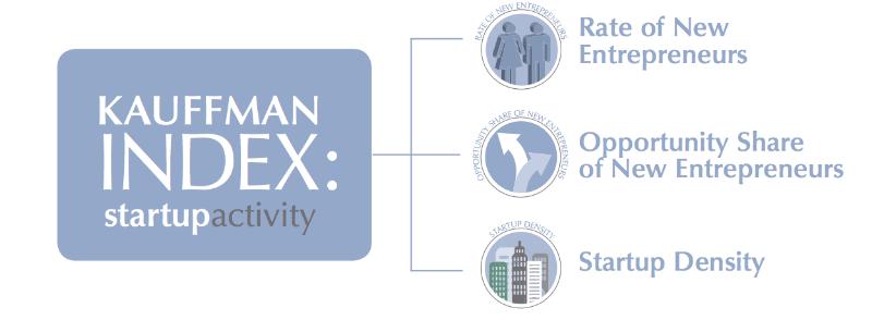 2015 Kauffman Index Startup Activity Measurements
