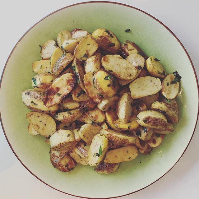 Taters precious? #lotr #yyceats #yyc #potatoes #tasty #yum