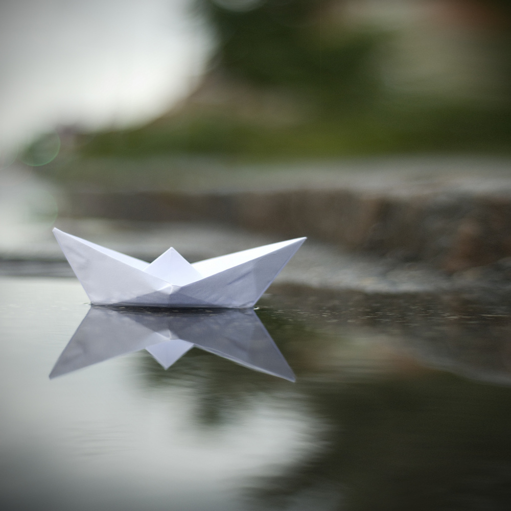 More about paper boats