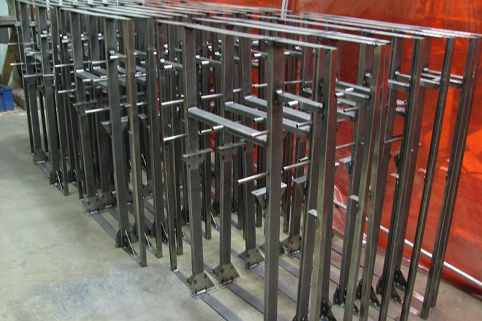 Small run metal fabrication