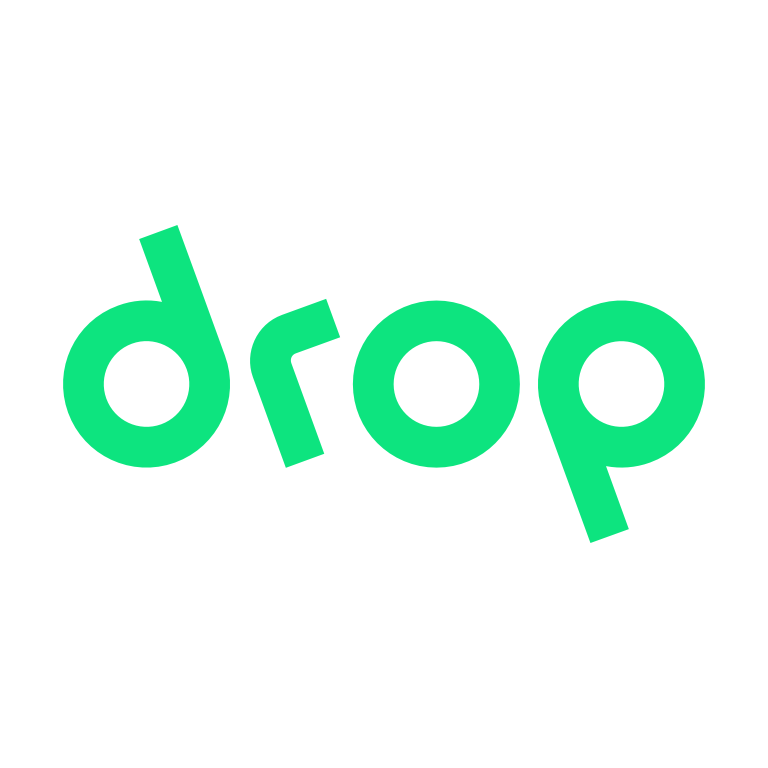 Drop Loyalty Inc.(Toronto, ON) Drop is a mobile loyalty and rewards program which allows consumers to earn points on top of their existing debit and credit cards for every day spend. Link a card within minutes and earn points at all your favorite brands – then redeem your points instantly within the Drop app at major retailers like Amazon, Starbucks, Lululemon and Best Buy. Drop is backed by leading venture capital investors across the US and Canada.