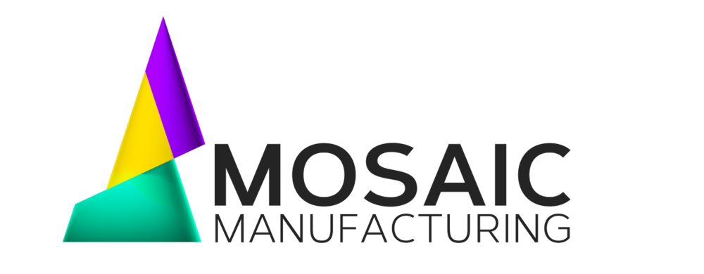 Mosaic Manufacturing Ltd.(Toronto, ON) Mosaic's platform gives consumers access to multi-material additive manufacturing by lowering the barrier to entry from $60,000, to less than $5,000. Now we are establishing a customization platform to allow customers to design products made to their individual specifications - ranging from shoes, to apparel, to food. We've sold over $350k in hardware, and signed a $400k pilot project to integrate our tech into a premium manufacturing system.