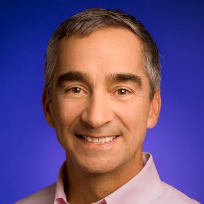 Patrick Pichette Former CFO, Google
