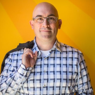 <strong> Mark Relph </strong> <br> Head of Global Business Development <br> Amazon Web Services