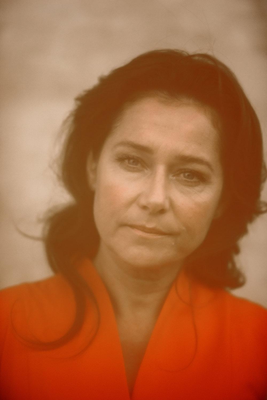 Danish actress Sidse Babett Knudsen.