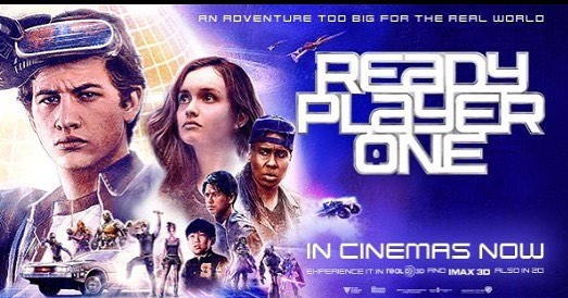 Who's going to see #ReadyPlayerOne over the Easter holidays?  Message us if you want to experience the real thing for yourself! #Glasgow #VirtualReality Our website: capevr.co.uk