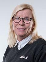 Anne Caspersen, Kundemottaker 70158617  anne@aaland.no