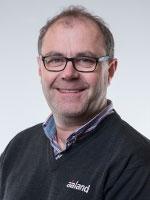 Knut Frisvoll, Kundemottaker   70158618 knut@aaland.no
