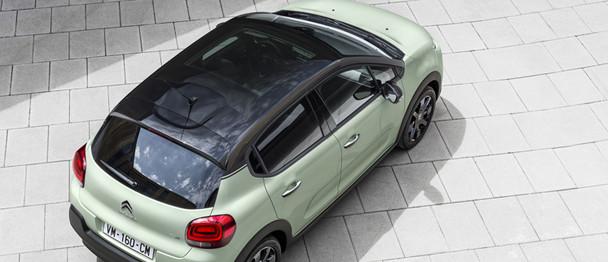 Nye Citroën c3