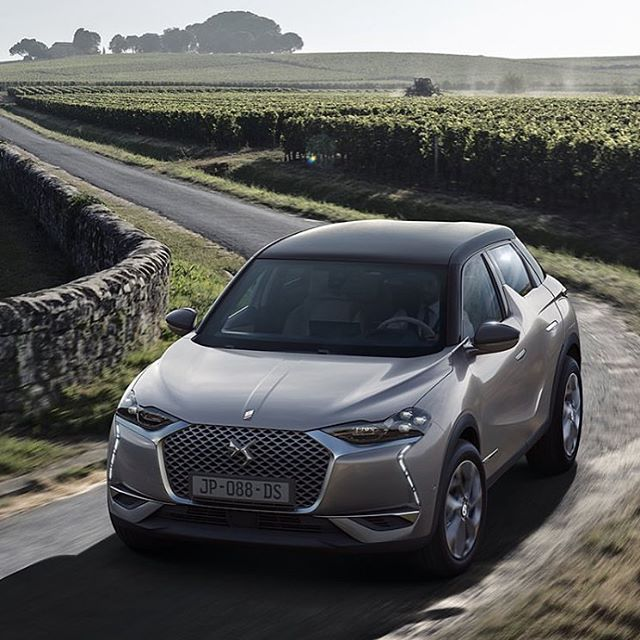 Oppdrag #DS3Crossback: Icon of high-tech style fra #DSAutomobiles DSAutomobiles @ds_official #dssalonalesund