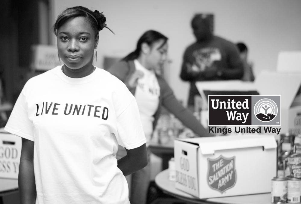Volunteer at local non-profit agencies.