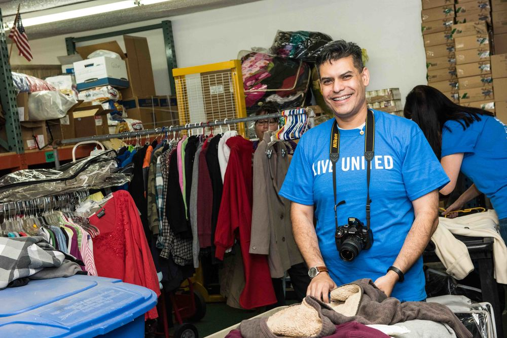 Bill Munoz - 2015/2016 Volunteer of the year