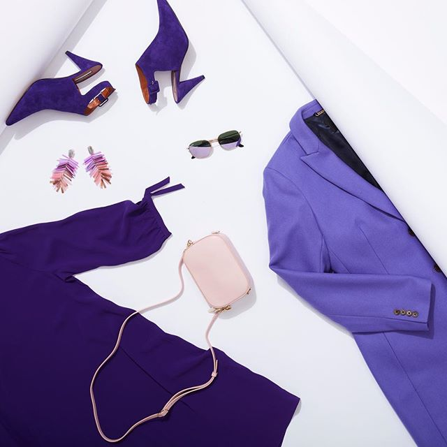 A little color for this rainy day ☔️ throwback to @trunkclubwomen spring trends #ultraviolet • • • • #trunkclubwomen #trunkclubchicago #springessentials #lavender #musthaves #nordstrom #chicago #chicagofashion #chicagostyle #mystyle #mylook #pootd #chicagophotographer #productphotography #chifashion #styleinspiration #styleinspo #ootd