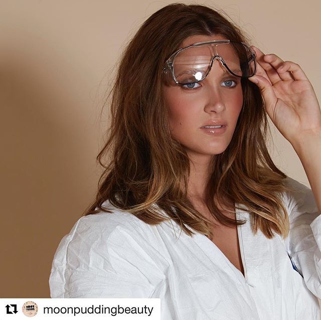 #Repost @moonpuddingbeauty ・・・ Fembot...NOT! Just a voyager who finally found the best beige lip.