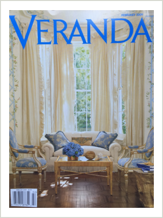 debra schaffer veranda magazine