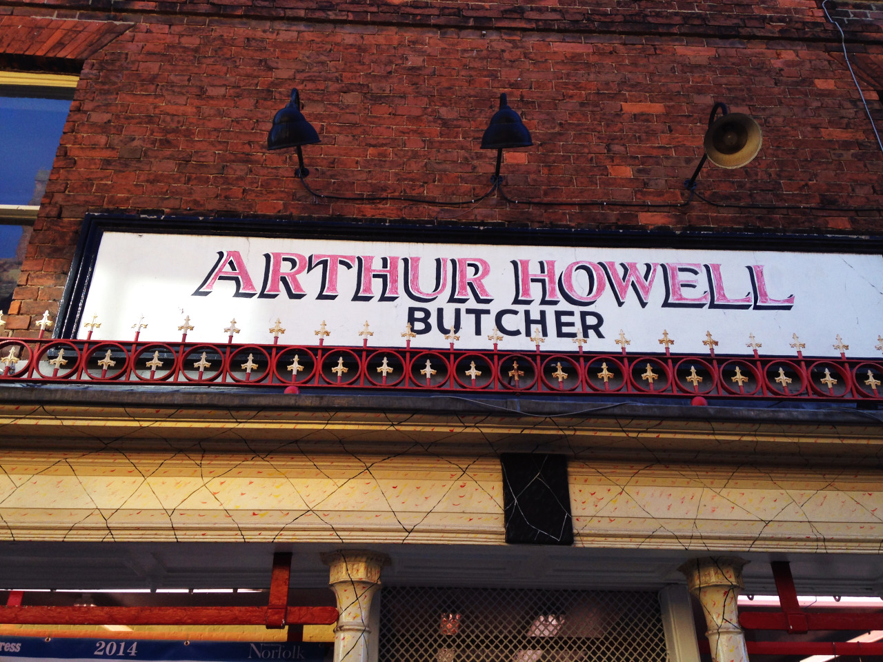 Butcher Shop  Norfolk, England