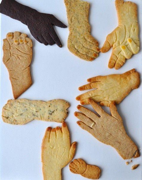 cookies by Ayako Kurokawa of Patisserie Burrow
