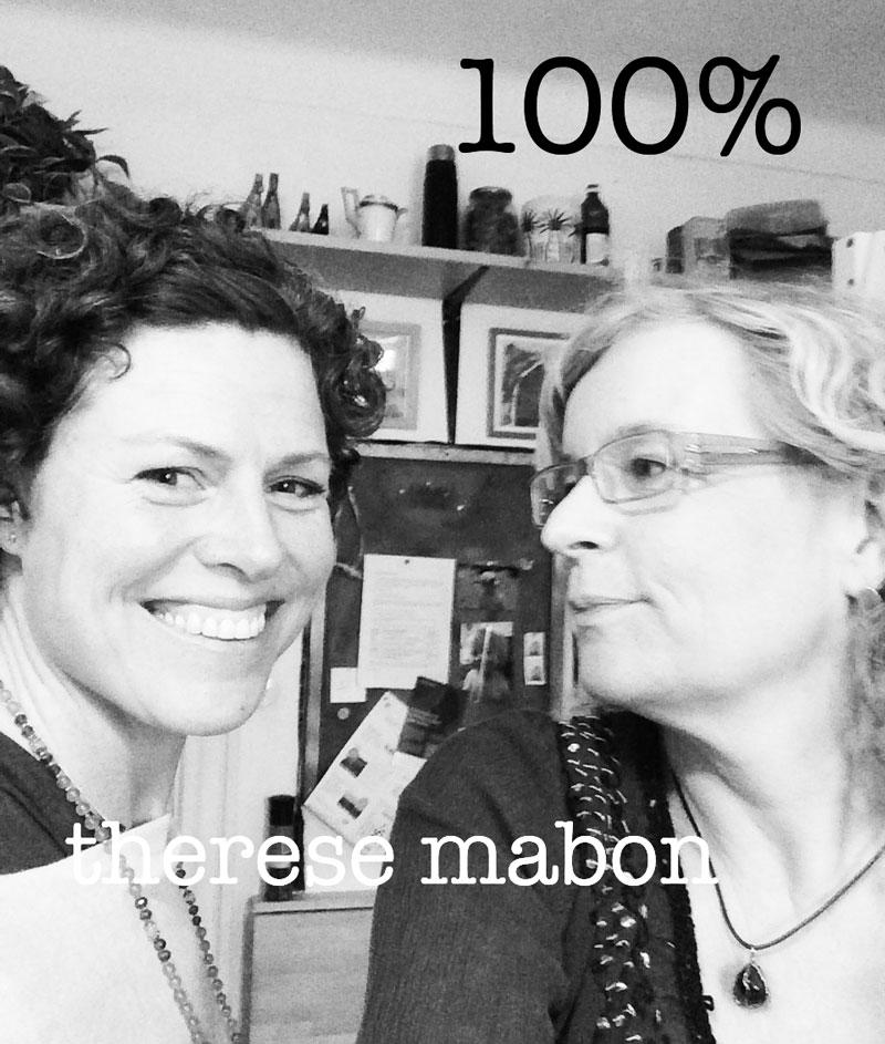 Du ser väl Therese Mabons glittrande närvaro. Så underbart att möta detta energiknippe. Möt henne i en intervju hemma på slottet.