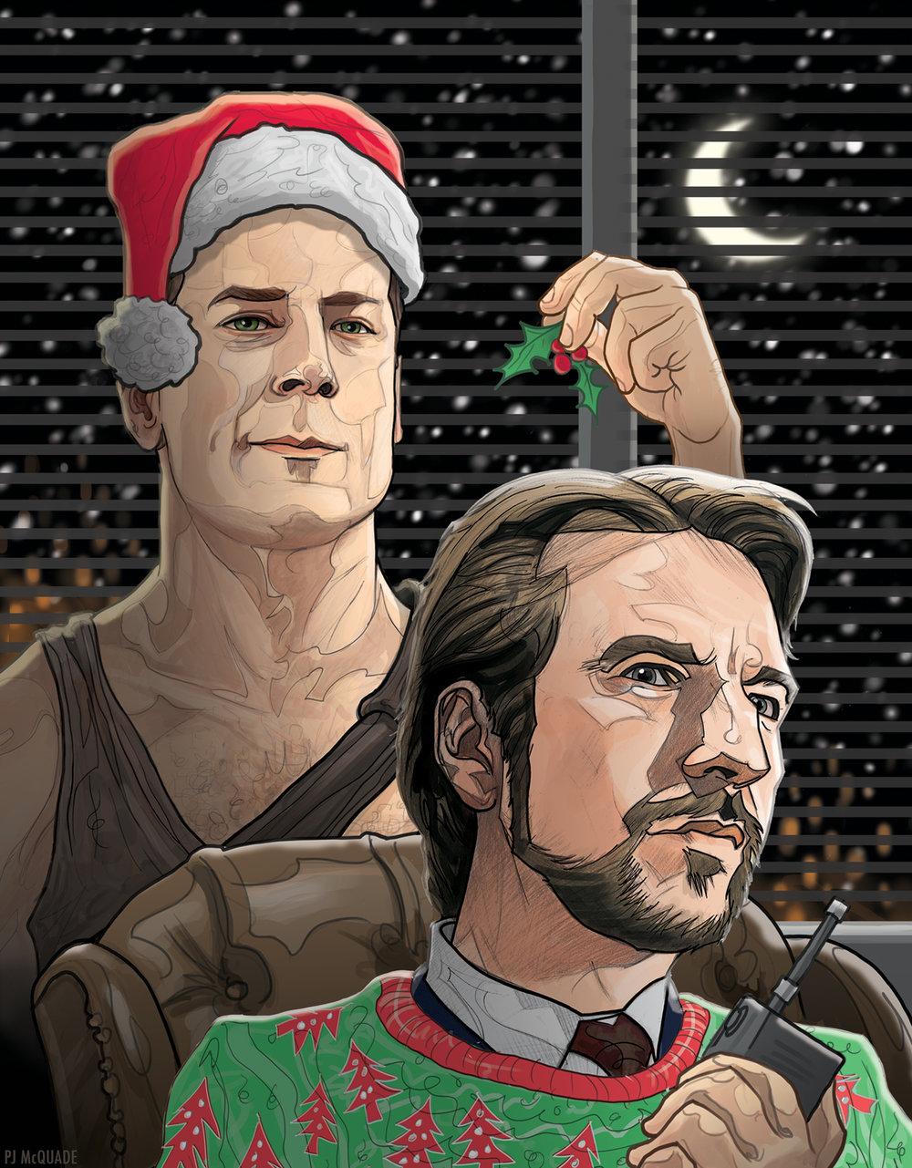 die hard christmas card pj mcquadejpg