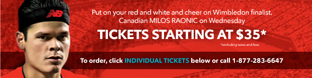 Ticketing Site Promo Banner